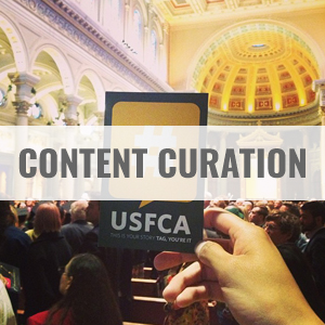 Content Curation Sample