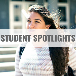 Student Spotlight Sample
