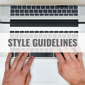 Style Guidelines Sample